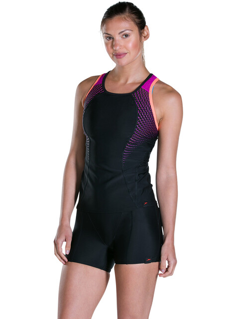 speedo Speedo Pro - Bañadores Mujer - rosa/negro